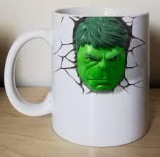 marvel incredible hulk dc comics changing color best coffee mugs