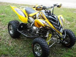 winner of raptor of the month for june is lucky 69 yamaha raptor