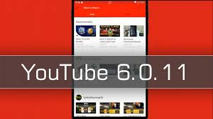 download youtube red apk youtube material design update apk download youtube
