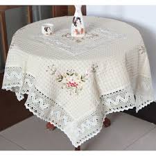 what size centerpiece for 60 round table table cloth chinese handmade ribbon embroidery tablecloth lacecwork