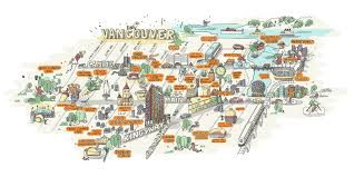 Map Vancouver Canada by Main Street Vancouver U0027s Hip Edgy Mount Pleasant Neighbourhood