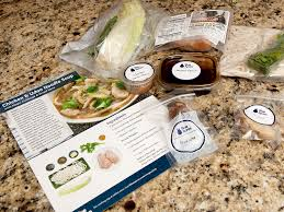 an honest blue apron meal delivery review brownie bites