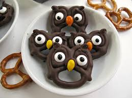 Halloween Chocolate Cake by Halloween Pretzels Easy Fast And Fun The Monday Box