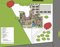 Corner Lot Floor Plans by Jenson Crew J Crew New Yard Layout