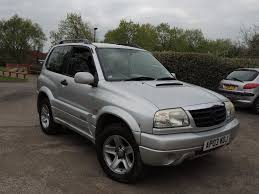 2003 suzuki grand vitara 2 0 td 4x4 good runner 1 owner from new