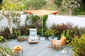 dream garden ideas sunset