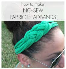 fabric headbands diy fabric headband with celtic knot the of a boy