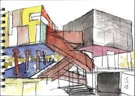 steven holl watercolors arcspace com