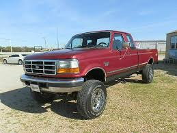 ford f250 trucks for sale 1997 ford f 250 4x4 for sale in canton tx from frontline trucks