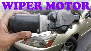 2003 honda accord wiper motor honda wiper motor replacement