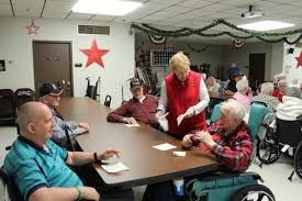 christmas cheer for veterans in marquette