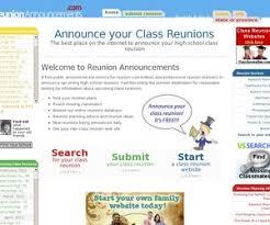 class reunions website class reunion ideas 50th class reunion program ideas class