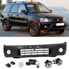 01 honda crv for 97 01 honda crv front bumper cover w clear fog light kit