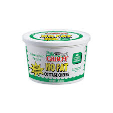 How Many Calories Cottage Cheese by Cottage Cheese Cabot Creamery