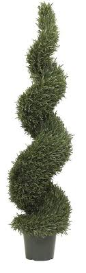 topiary trees artificial topiary trees spiral topiary 5 rosemary leaf