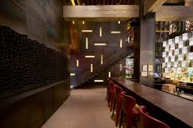 zuma restaurant architecture and design project
