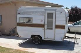 the nugget a vintage travel trailer restoration story