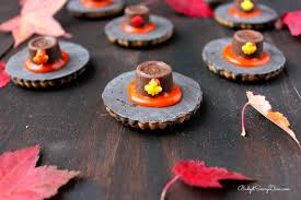 thanksgiving fun desserts hat cookies recipe