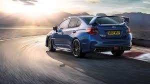 fastest subaru goodbye wrx sti u2014 subaru ends uk sales of performance legend