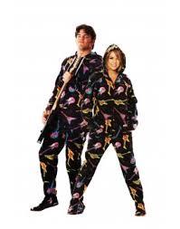 hooded footed onesie pajamas hoodie footie pajamas
