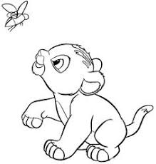 coloring pages lion king coloring book pages 2