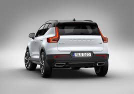 volvo official site 2018 volvo xc40 gets official as the swedes shake up suv ownership