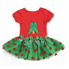 baby girls christmas tree themed tutu dress the palm beach baby