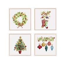 christmas symbols charity christmas card pack marie curie online