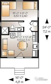Cottage Home Floor Plans by Exceptional One Bedroom Home Plans 10 1 Bedroom House Plans