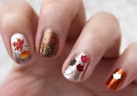 50 golden autumn nails nail design ideaz