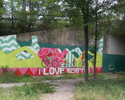 tennessee s shelby farms greenline trailblog memphis mural along the shelby farms greenway photo courtesy gogojoe traillink com