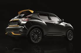nissan juke us news 2016 nissan juke stinger edition dons black and yellow accents in l a