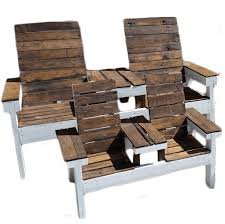 Rustic Patio Tables Rustic Woodworking Gone Overboard