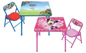 Minnie Mouse Table And Chairs 50 Off Minnie Mouse Or Paw Patrol Table U0026 Chair Set 7 12 Today