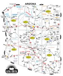 Arizona travel maps images Maps update 600364 arizona tourist map northern arizona jpg