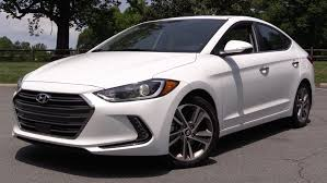hyundai elantra 2017 hyundai elantra limited start up road test u0026 in depth