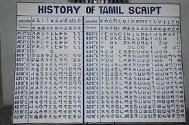 tamil script wikipedia
