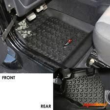 jeep wrangler mats rugged ridge car truck floor mats carpets ebay