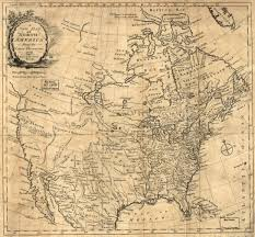 Louisiana Purchase Map by Before Lewis U0026 Clark Lewis U0026 Clark And The Revealing Of America