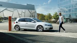 volkswagen electric car volkswagen e golf the all electric new golf