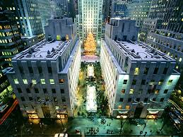 now rockefeller center nyc then now great depression great