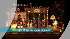 animated christmas decorations youtube