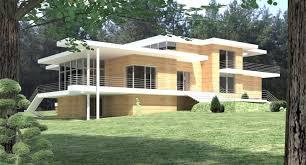 le si e rezydencja w lesie sosnowym architektoniczne biuro projektowe moderna