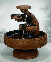 Small Water Features For Patio Outdoor Fountains Shop Water Features For Your Garden Patio Also
