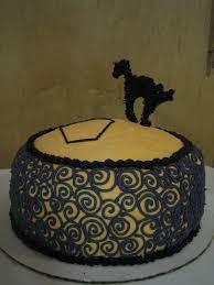 Halloween Cat Cake by My Sweet Memories Rb