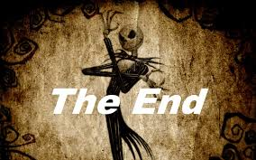 the nightmare before christmas the pumpkin king the end youtube