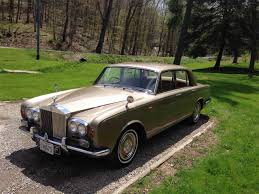 rolls royce white convertible 1967 rolls royce silver shadow for sale