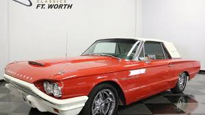 1964 ford thunderbird for sale near fort worth texas 76137
