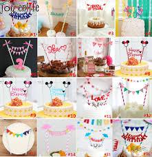 aliexpress com buy cheap happy birthday cake topper for kids