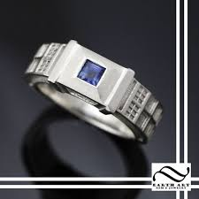 dr who wedding ring jewelry rings geeky rings custommade wonderful doctor who